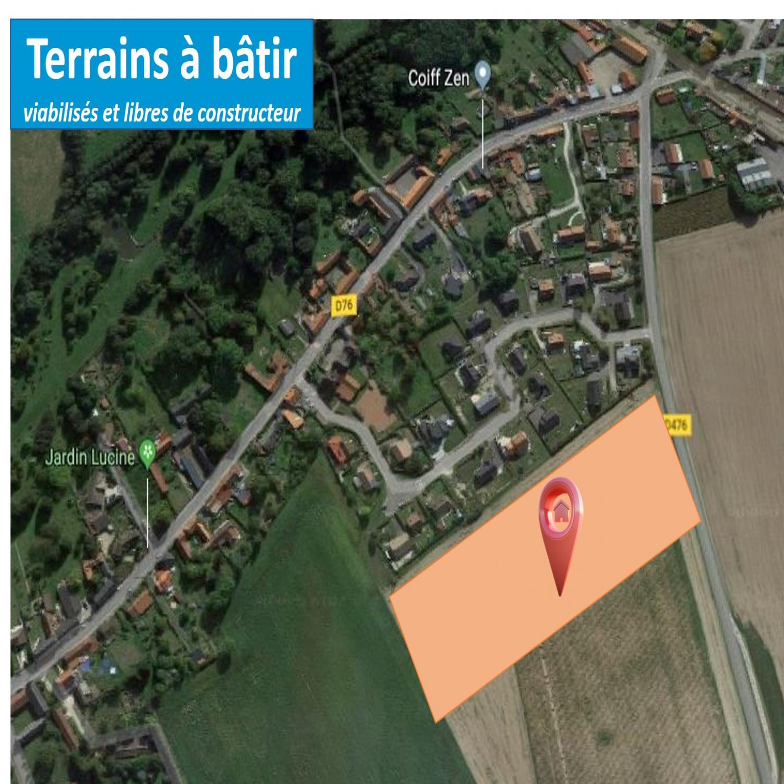 Image_, Terrain, Berteaucourt-lès-Thennes, ref :2033