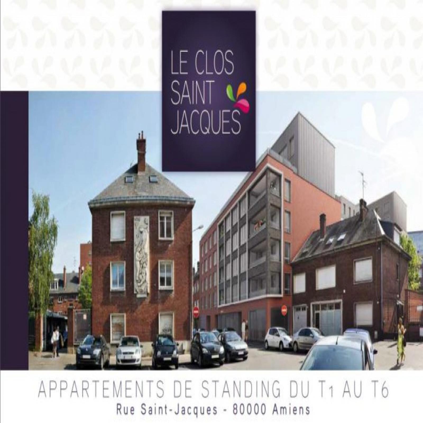 Image_1, Appartement, Amiens, ref :455