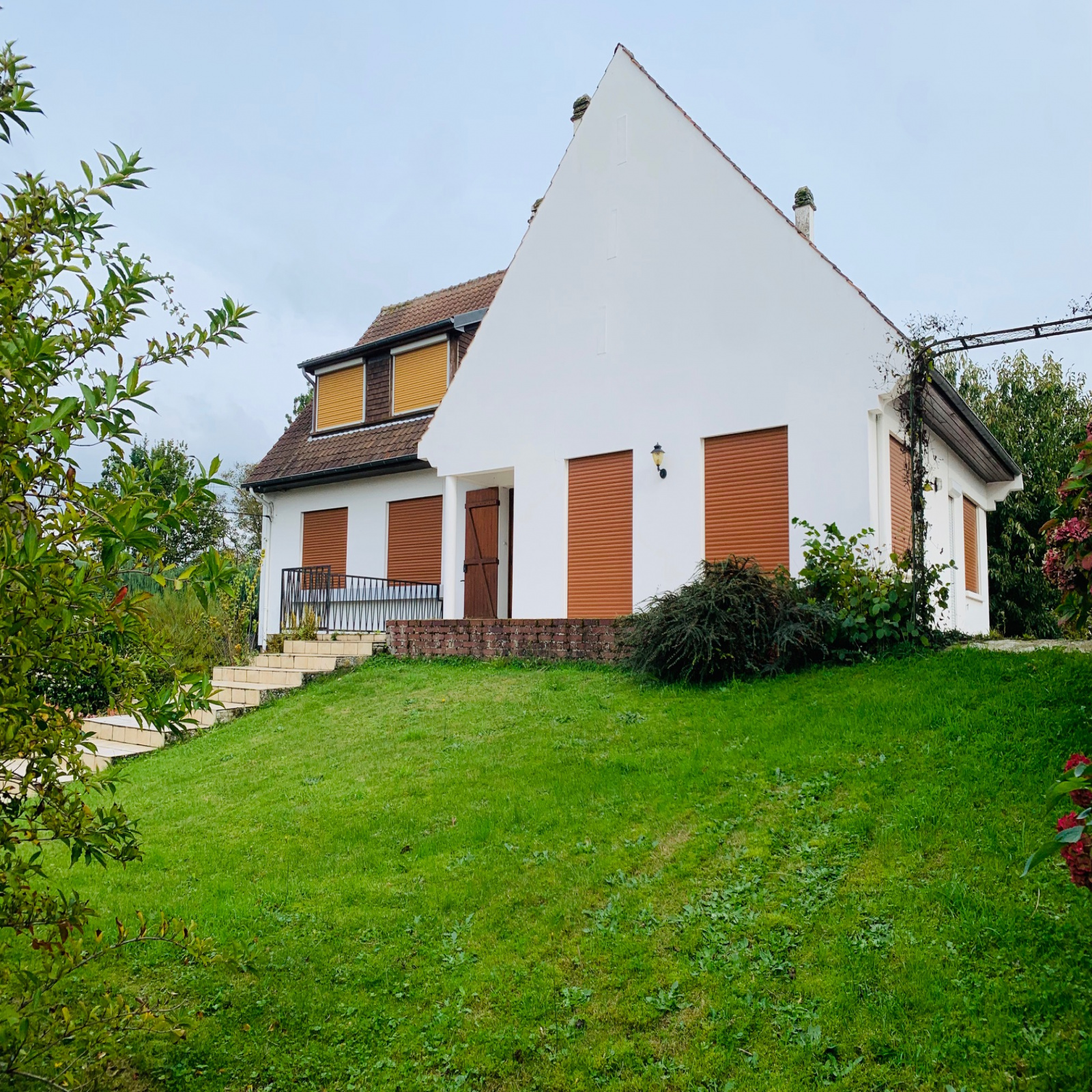 Image_, Maison, Saint-Sauflieu, ref :AD36223